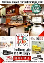 Grand Home and Living 2016 | Singapore Largest Year End Furniture Show | IMG_2165