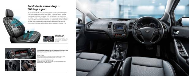 Kia Cerato K3 Brochure - April 2017 - Page-7