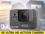 GoPro HERO 6 Black 4K Ultra HD Action Camera