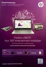 HP Laptop Notebook Desktop @ PC Show 2017 | PG1