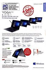 Lenovo Yoga IdeaPad Legion @ PC Show 2017 | PG1