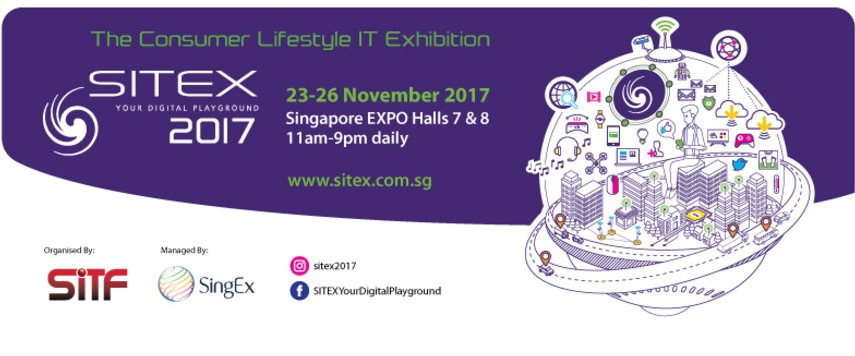 SITEX 2017 | SINGAPORE EXPO