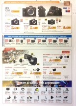 Sony Camera Deals @ COMEX 2017 | pg1