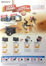 Sony Camera Deals @ COMEX 2017 | pg3