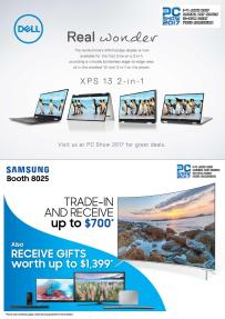 The PC Show 2017 Brochures | PG6