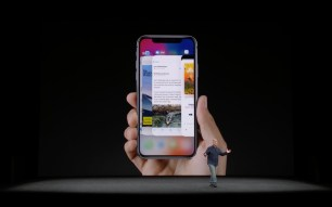 Apple iPhone X   image17