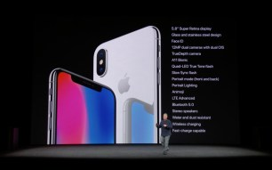 Apple iPhone X   image35