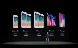 Apple iPhone X   image42
