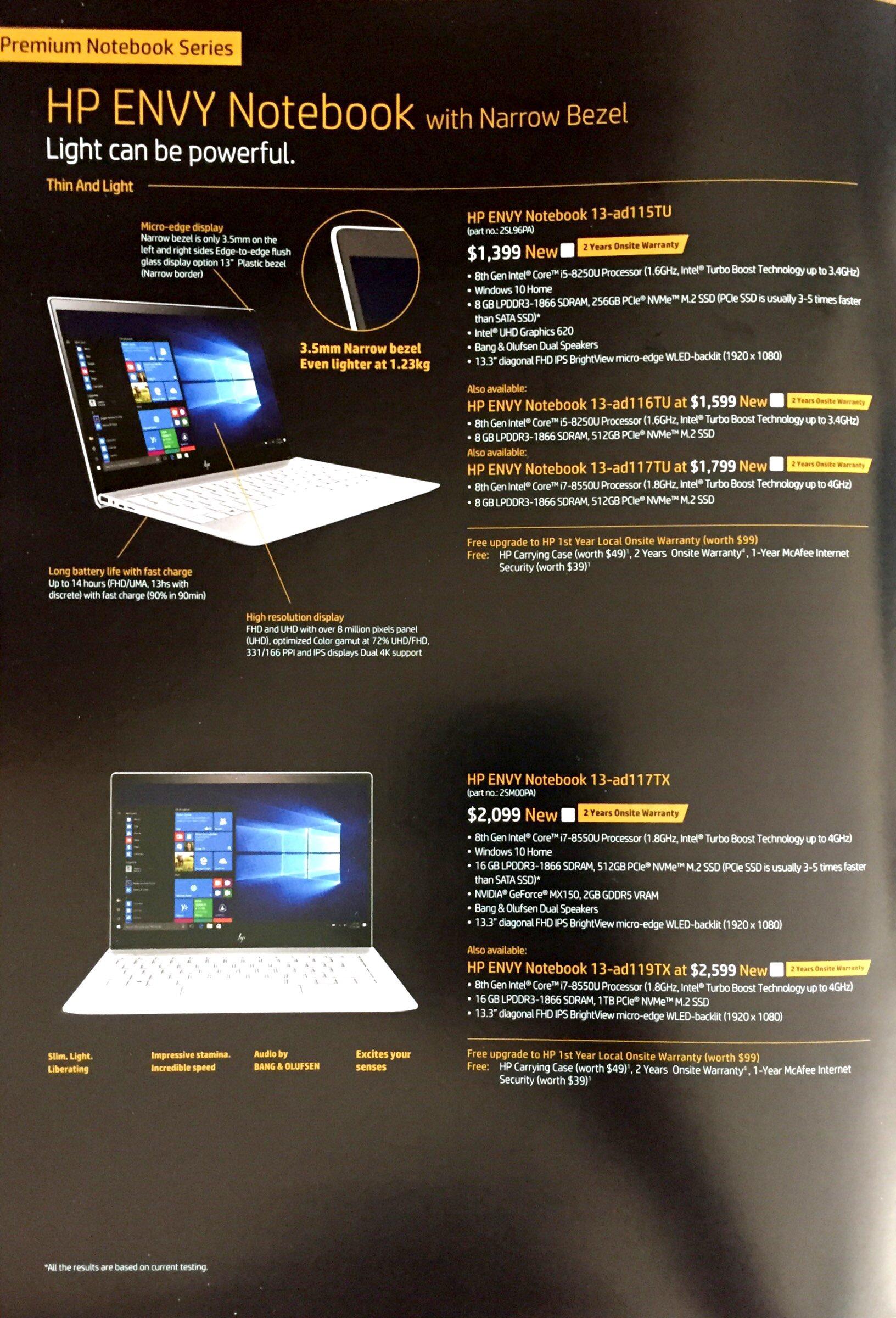 HP Deals @ CEF Show 2017   Brochure pg9