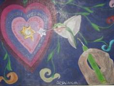 My Heart Desires -Colored Pencils- Black Artagain -Aparedes