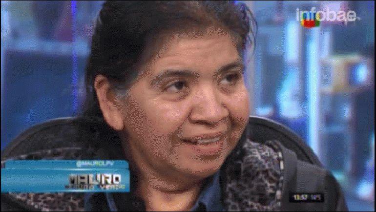 Margarita Barrientos contó por qué no irá a ver al papa Francisco