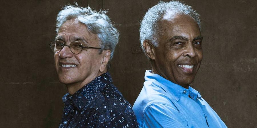 Caetano Veloso y Gilberto Gil celebran 50 años de amistad y música
