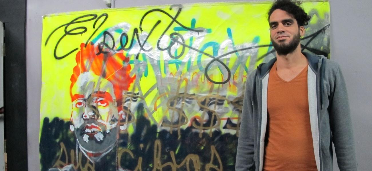 El Sexto: el arte puede servir como catalizador de cualquier cambio