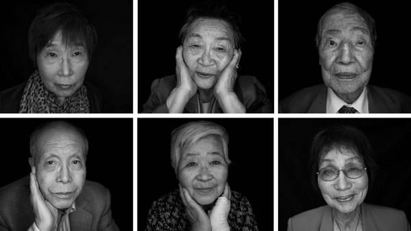 """""""Recuerdos color gris"""", el relato de los sobrevivientes de Hiroshima"""