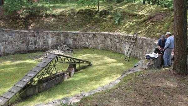 Hallan un túnel construido por judíos para escapar de los nazis