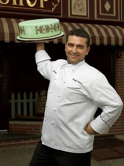 Buddy Valastro: el rey de las tortas confiesa su amor por el dulce de leche