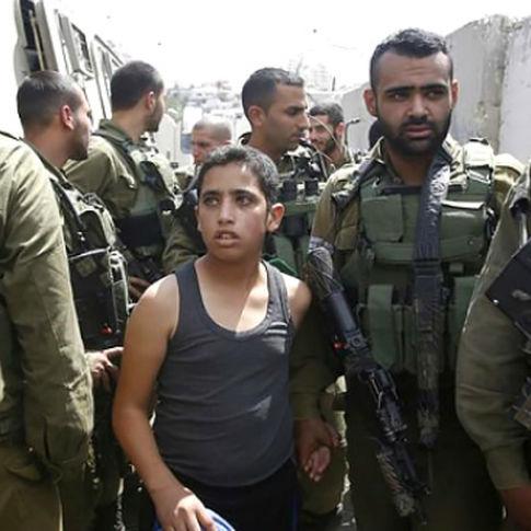 Miles de niños retenidos sin cargos y torturados por 'razones de seguridad'