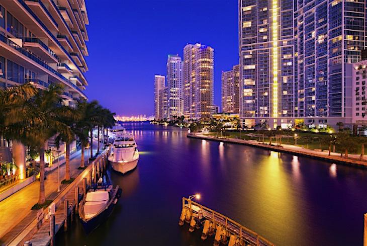 Miami La Ciudad De Los Famosos
