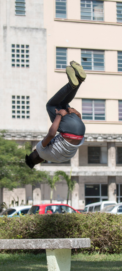 UN CHANCE EN CUBA PARA EL PARKOUR-Play Off