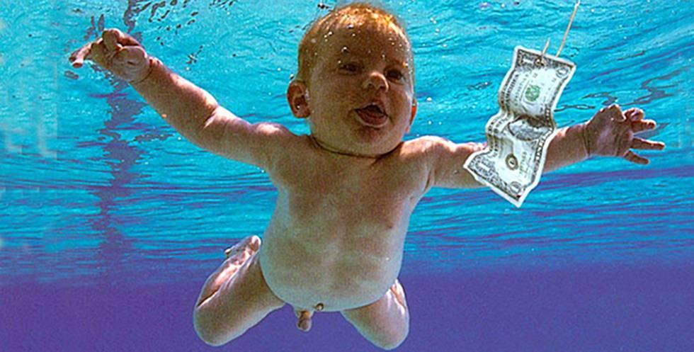 Nevermind: El bebé de Nirvana vuelve a posar 25 años después | Cultura | EL PAÍS