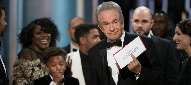 'Moonlight' roba el protagonismo a 'La La Land' tras un error histórico