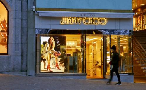 Michael Kors compra el fabricante de zapatos de lujo Jimmy Choo