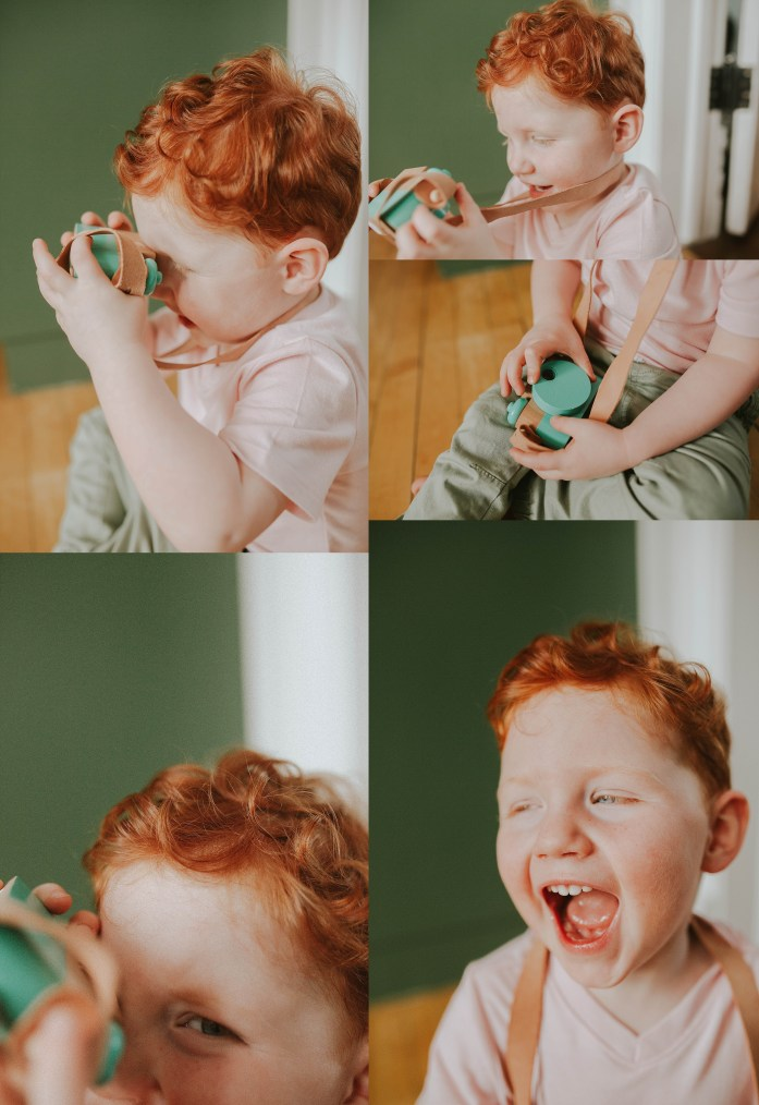 the cutest red head