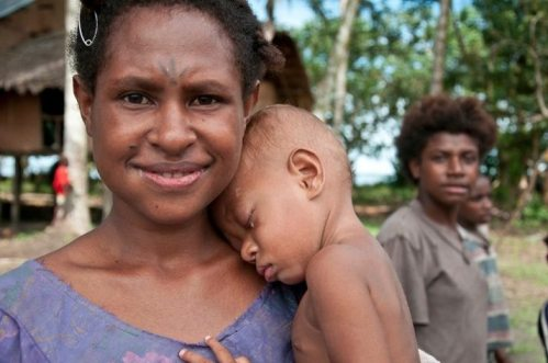 bloggers for birth kits mama and baby in png
