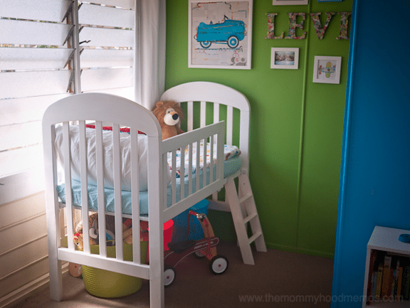 Transform Your Old Crib Into A Loft Toddler Bed Simple