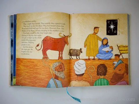 Using the Jesus Storybook Bible for Advent - a reading plan.