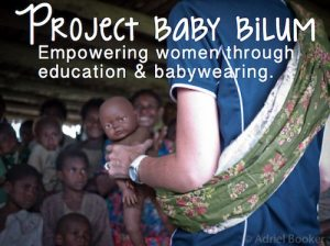 Project Baby Bilum - Empowering women in need through education and babywearing.