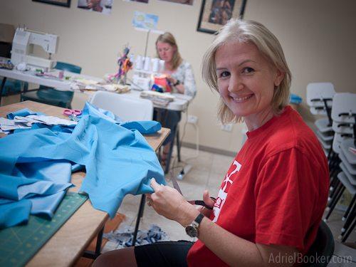 Days For Girls Sew-A-Thon - Adriel Booker - Women Empowering Women-6