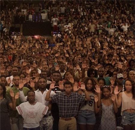 Howard Students for #Ferguson