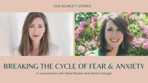 Maria Furlough and Adriel Booker - Breaking the Cycle of Fear and Anxiety after Loss