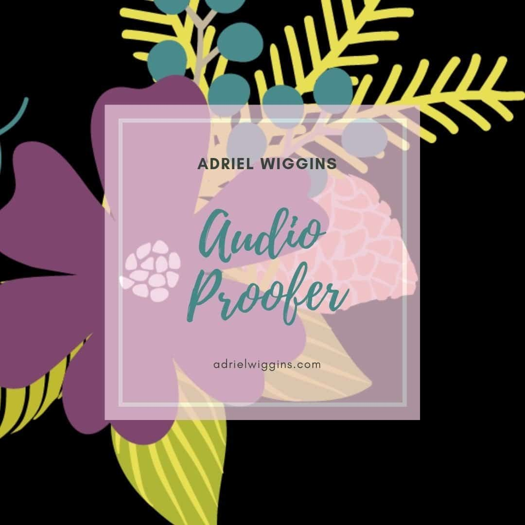 Audio Proofer