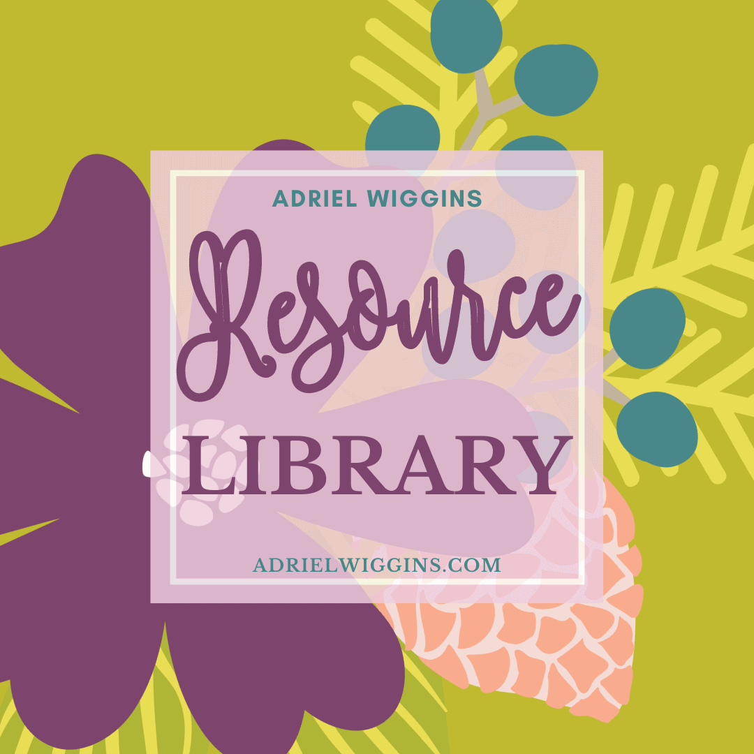 Resource Library Courses instagram links