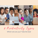 Productivity Type by Taina Pere