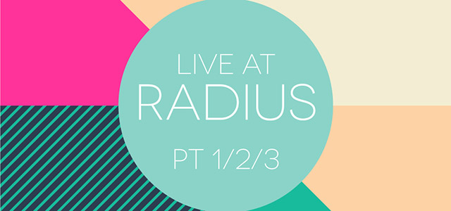 Adrien King DJX - Live At Radius