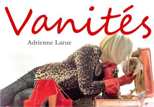 Couverture du livre carte postale Vanités