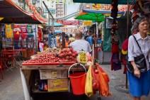 motorised fruit seller