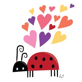Love Bug Ladybug