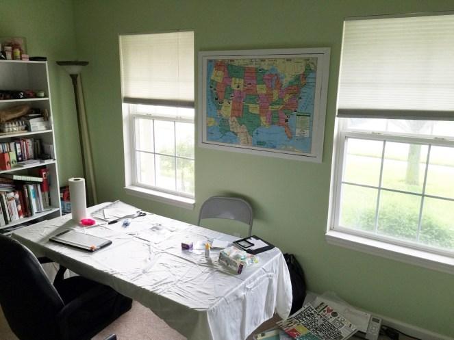 Thursday Craft Room