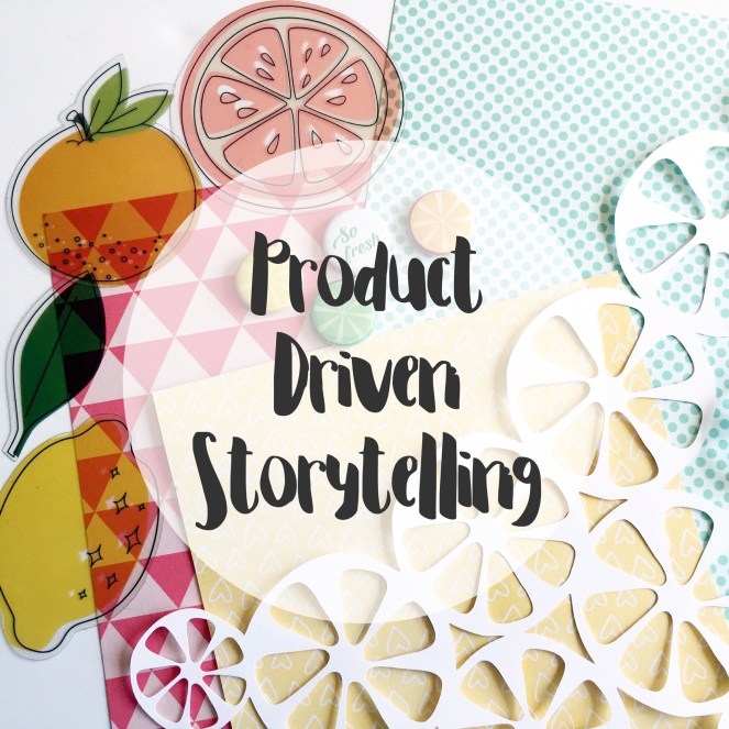 How to use product to inspire your storytelling | adriennesinklings.com