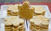 maple cookies