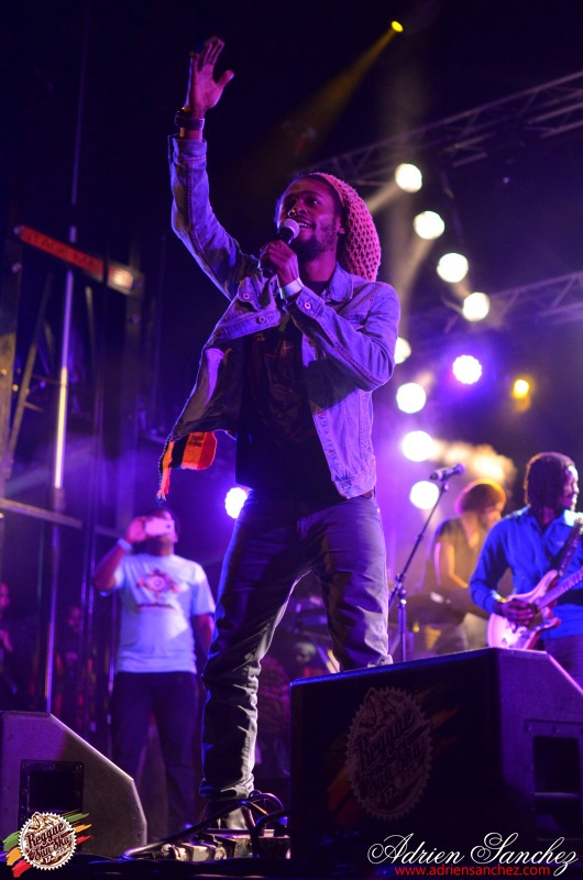 Photo Reggae Sun SKA 2014 Bordeaux RSS17 photographe adrien sanchez infante Chronixx Jesse Royal (23)