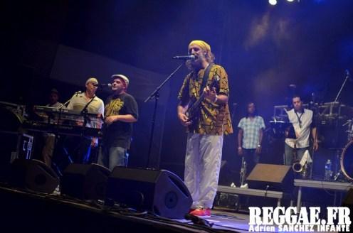 Photo PYRENE Festival 2015 Bordes Pyrénées atlantiques 64 France Reggae Latino photographe adrien sanchez infante Sergent Garcia Supa Bassie (21)