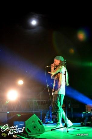 Photo Sunset saison festival 2015 I-Sens the diplomatik's reggae band la teste de buch photographe adrien sanchez infante bassin d'arcachon (57)