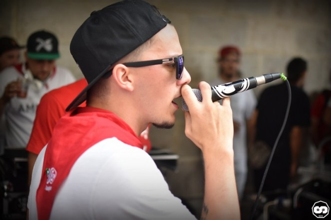 Soundsystem Feria Baiona 2016 SHT Crew & Friends
