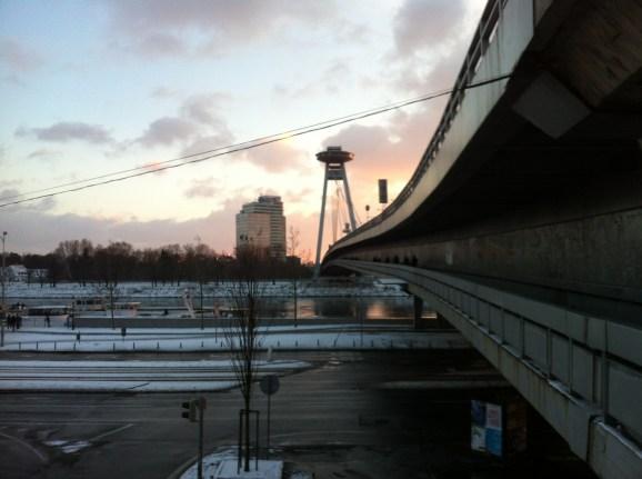 SNP Bridge, Bratislava
