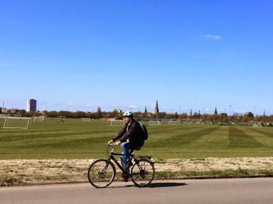 Copenhagen is flat
